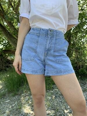 Vintage Tommy Hilfiger Denim Shorts with Pockets