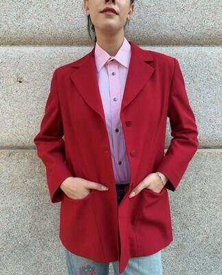 Vintage 1990's Boxy Jacket Sloutchy Blazer