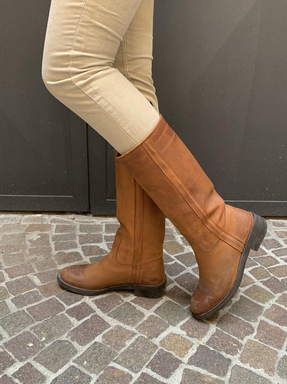 Vintage Western Camperos Boots EU 39 UK 6 USA 8
