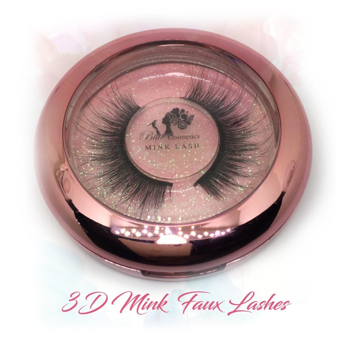 3D Mink Faux Lash