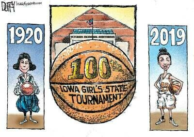 100 Years of Girls B Ball