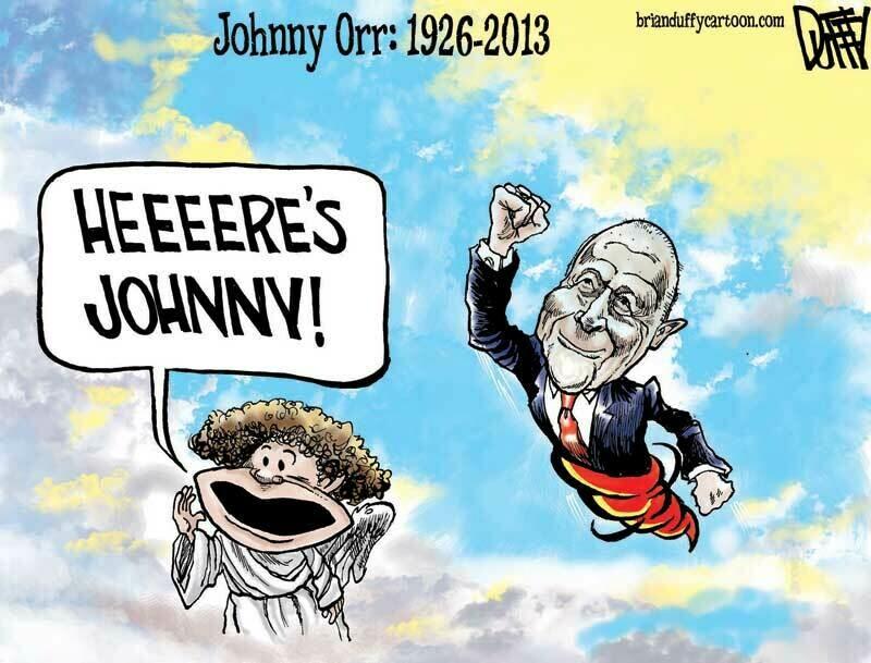 Johnny Orr