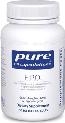 E.P.O [ Evening Primrose Oil ]
