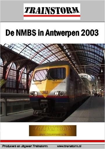 De NMBS in Antwerpen 2003