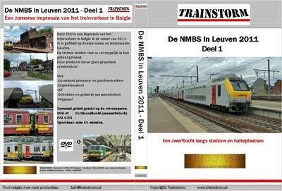 De NMBS in Leuven 2011 deel 1