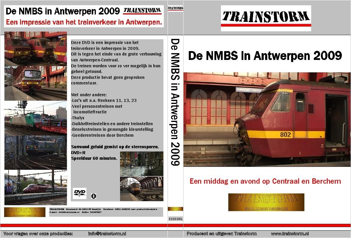 De NMBS in Antwerpen 2009