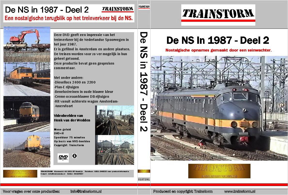 De NS in 1987 deel 2