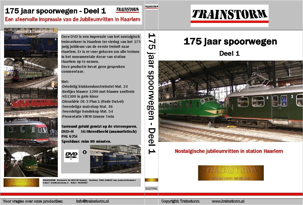 175 jaar spoorwegen deel 1