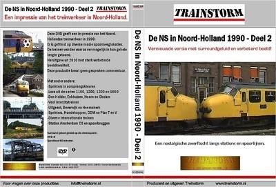 De NS in Noord-Holland 1990 deel 2