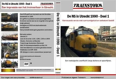 De NS in Utrecht 1990 deel 1