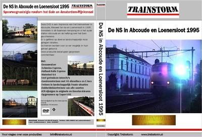 De NS in Abcoude en Loenersloot 1995