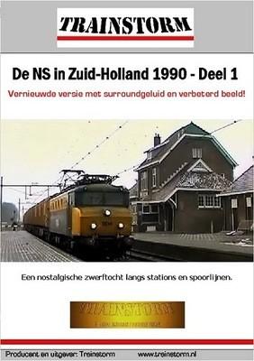 De NS in Zuid-Holland 1990 deel 1