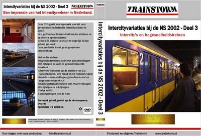 Intercityvariaties bij de NS 2002 deel 3