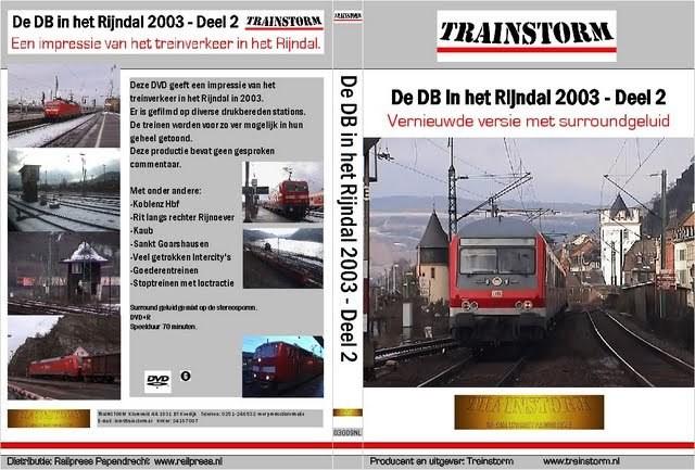 De DB in het Rijndal 2003 deel 2