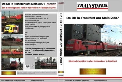De DB in Frankfurt am Main 2007