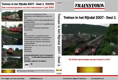 De DB in het Rijndal 2007 deel 1