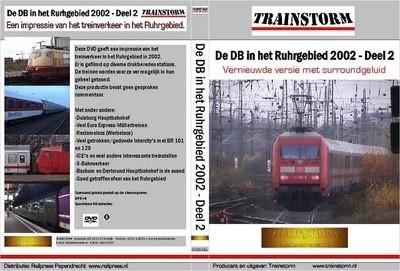De DB in het Ruhrgebied 2002 deel 2