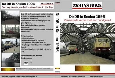 De DB in Keulen 1996