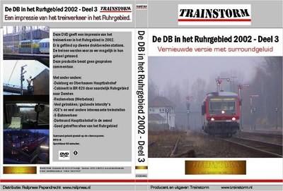 De DB in het Ruhrgebied 2002 deel 3