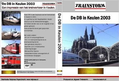 De DB in Keulen 2003