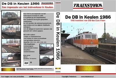 De DB in Keulen 1986