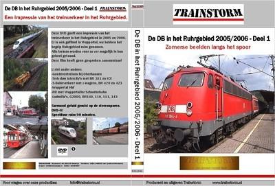 De DB in het Ruhrgebied 2005/2006 deel 1