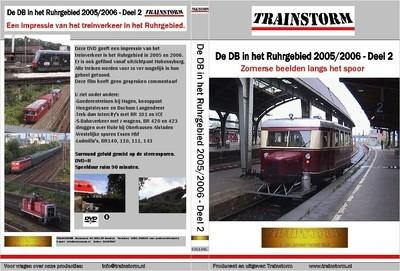 De DB in het Ruhrgebied 2005/2006 deel 2