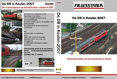 De DB in Keulen 2007