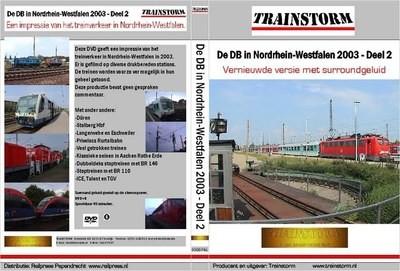 De DB in NordRhein Westfalen 2003 deel 2