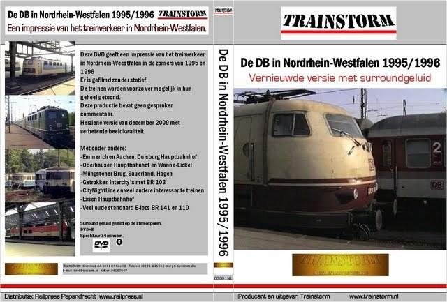 De DB in NordRhein Westfalen 95/96