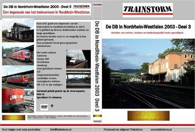De DB in NordRhein Westfalen 2003 deel 3