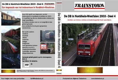 De DB in NordRhein Westfalen 2003 deel 4