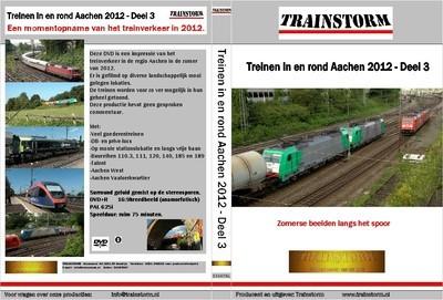 Treinen in en rond Aachen 2012 deel 3