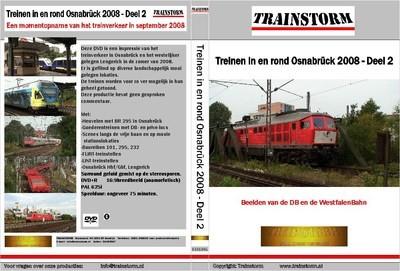 Treinen in en rond Osnabrück 2008 deel 2