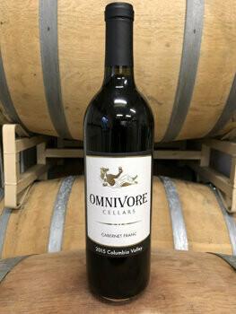 2015 Omnivore Cellars Cabernet Franc