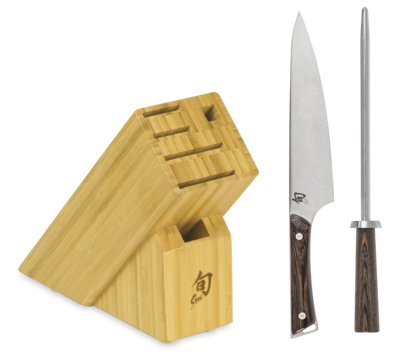 Shun Premier 3 Piece Build-A-Block Set
