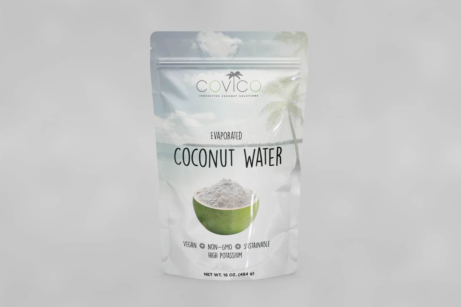 Evaporated Coconut Water Powder