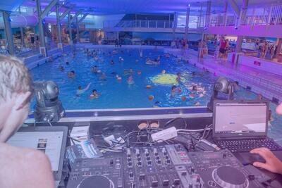 Discozwemmen voor een euro