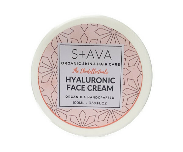 HYALURONIC FACE CREAM