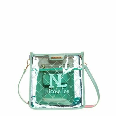 Кроссбоди CLEAR CROSSBODY BAG