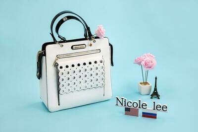 Сумка NL RING STUDDED TOTE