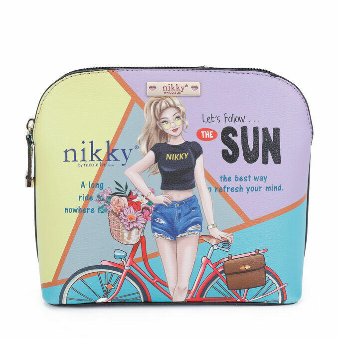 Набор 3 Pcs Set (1 Plus, 1 Petite, 1 Wallet) NK12037 SUMMER RIDE