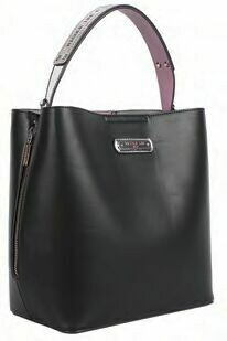 Сумка ZIP15309 2 Pcs Set (1 Shoulder Bag, 1 Crossbody) BLACK