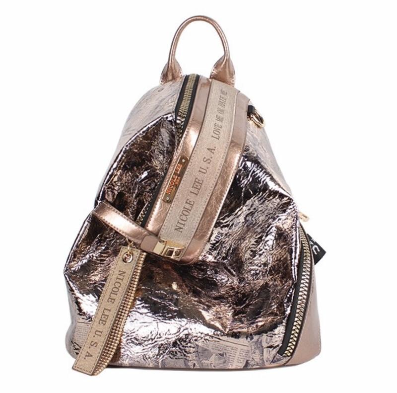 Рюкзак MP15298 BRONZE