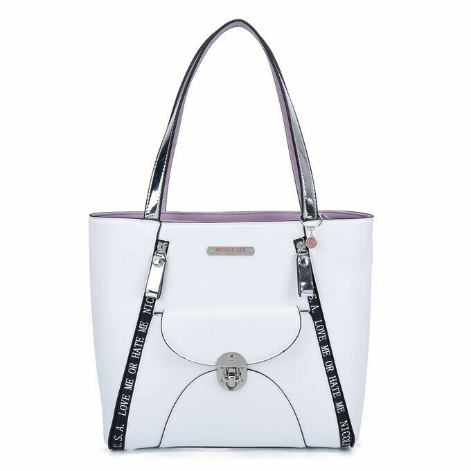 Сумка ZIP15311 Everly  WHITE