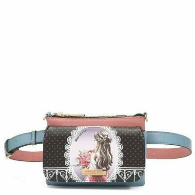 Напоясная сумка/кроссбоди NICOLE LEE STYLISH CHIC FP16102
