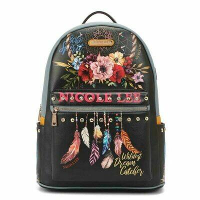 Рюкзак с USB-портом NICOLE LEE USB12769L