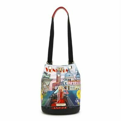 Рюкзак/сумка NYLON BEADED CONVERTIBLE BACKPACK HV16052