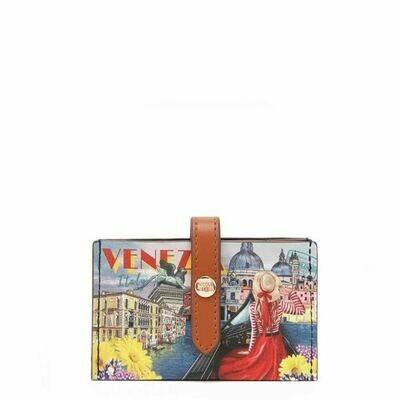 Кошелёк RFID ACCORDION CARD CASE PRT7109