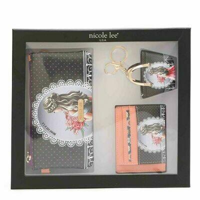 Подарочный набор Nicole Lee 3 pcs